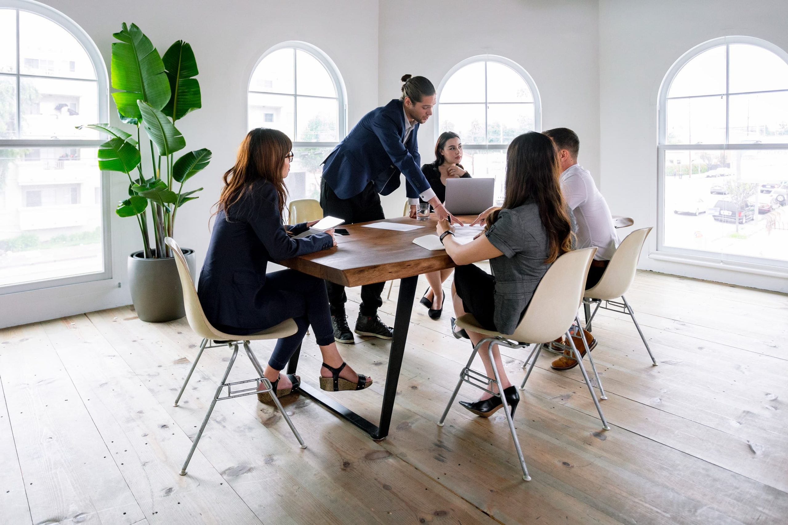 Organizing your business needs